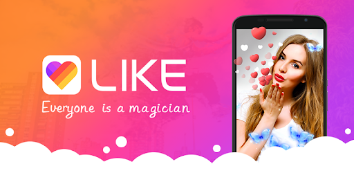 LIKE - Magic Effects Editor &  Music Video Maker for PC