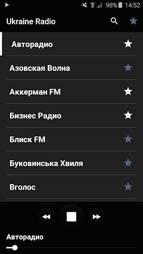 ウクライナのラジオ