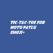 Tic-Tac-Toe for Motu Patlu Emoji+