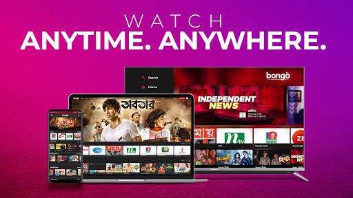 Bongo - Watch Movies, Web Series & Live TV screenshots 6