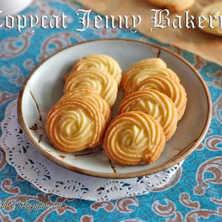 Copycat Jenny Bakery Butter Cookies