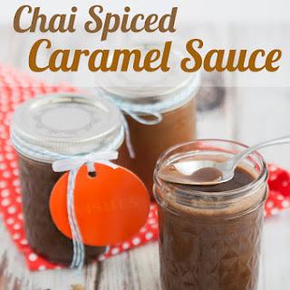 Chai Spiced Caramel Sauce