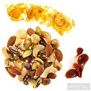 BBQ Crunch Party Nuts
