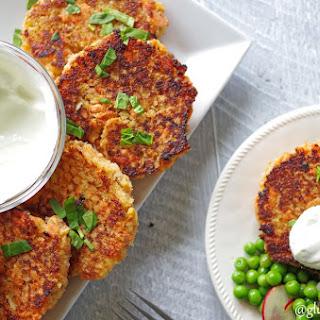 Gluten-Free Teriyaki Salmon Cakes Recipe