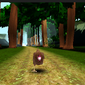 Angry Scream Chicken Hunt Simulation 3D