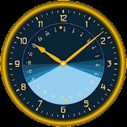 Sunclock - Astronomical Clock, Sunrise, Sunset