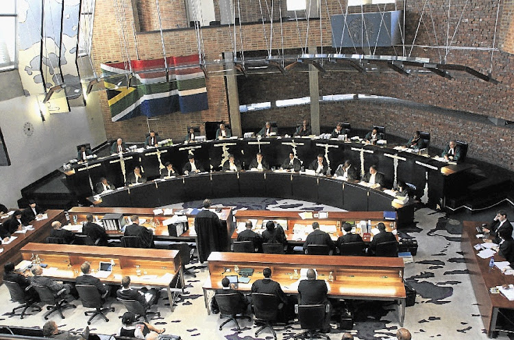 Constitutional Court. picture: SOWETAN
