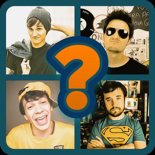 Quiz Canais Youtubers Brasil