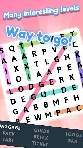 Word Search: Find Hidden Words 1.1.3 screenshots 2