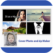 Cover Photo and DP Maker