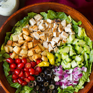 Light Italian Salads Recipes
