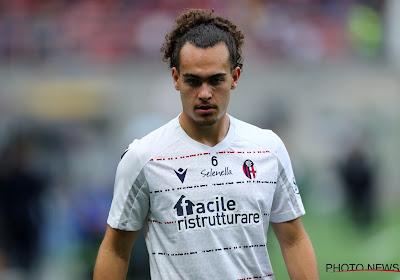 Bologne et Théate, à neuf, craquent en fin de match face à l'AC Milan