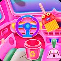 Animals Car Salon Cleaning icon