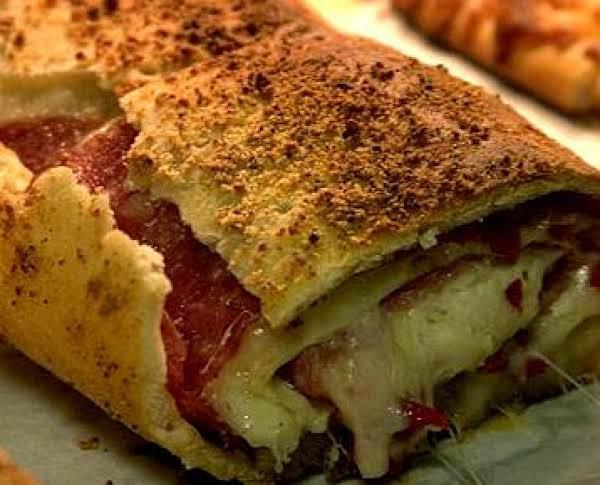 Hand Pizza Recipe