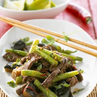 Spicy Korean Beef.