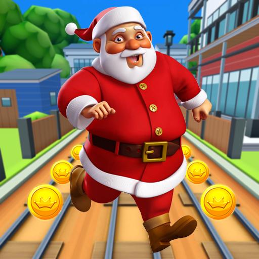Subway Santa Xmas Surf file APK for Gaming PC/PS3/PS4 Smart TV