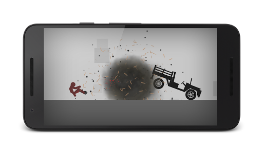 Stickman Dismounting  captures d'écran 1