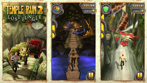 Temple Run 2 screenshot 7