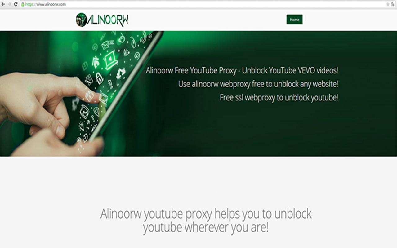 Unblock YouTube Proxy - GenMirror free SSL Web Proxy