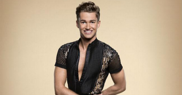 AJ Pritchard backing bro for Strictly Come Dancing