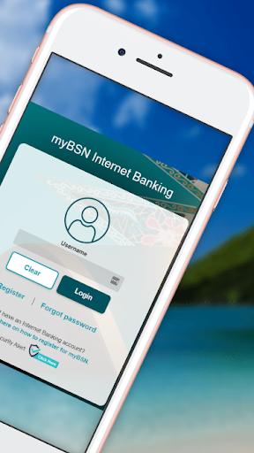 MyBSN Mobile Banking App- Bank Simpanan Nasional