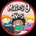 Matemáticas 9 años icon