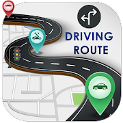 Route Finder With GPS & Navigation On Maps