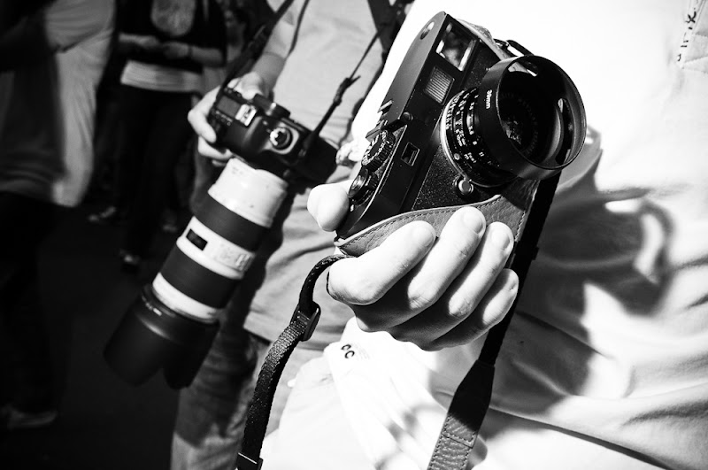 Photo: Another Leica at Chinese new years.