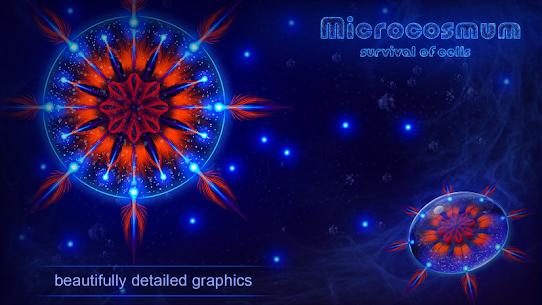 Microcosmum: survival of cells Mod Apk (Unlocked) 3