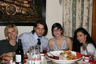 Photo: Melina Sol Greco, Fernando Andres Rodriguez, Louise & Gisela Romina Galeassi