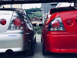 アルテッツァ SXE10 中期 RS200Lエディション 14年式のカスタム事例画像 カヲルさんの2020年08月21日15:52の投稿
