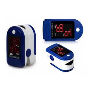 Termometru noncontact GP 100 PRO + Aparat Pulsoximetru