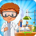 Science Lab Experiment - Cool Tricks icon