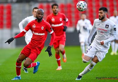 Suivez Anderlecht - Antwerp en direct commenté (20h45)