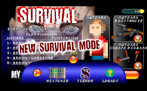 Dead Chronicles: retro pixelated zombie apocalypse 2.6.3 screenshots 13