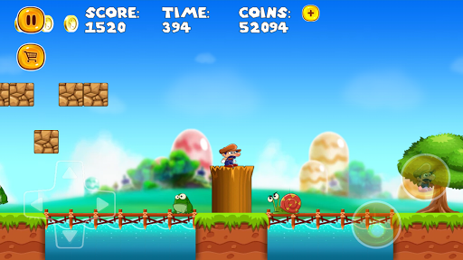 玩免費冒險APP|下載Adventure Jungle for Mario app不用錢|硬是要APP