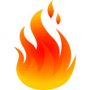 Fire HD Wallpapers Flames New Tab Theme