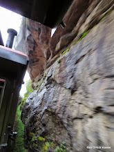 Photo: There were a number of close, confined cuts along the way up.