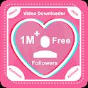 Gareeboo Free Followers & Like For TikTok 100%Real icon