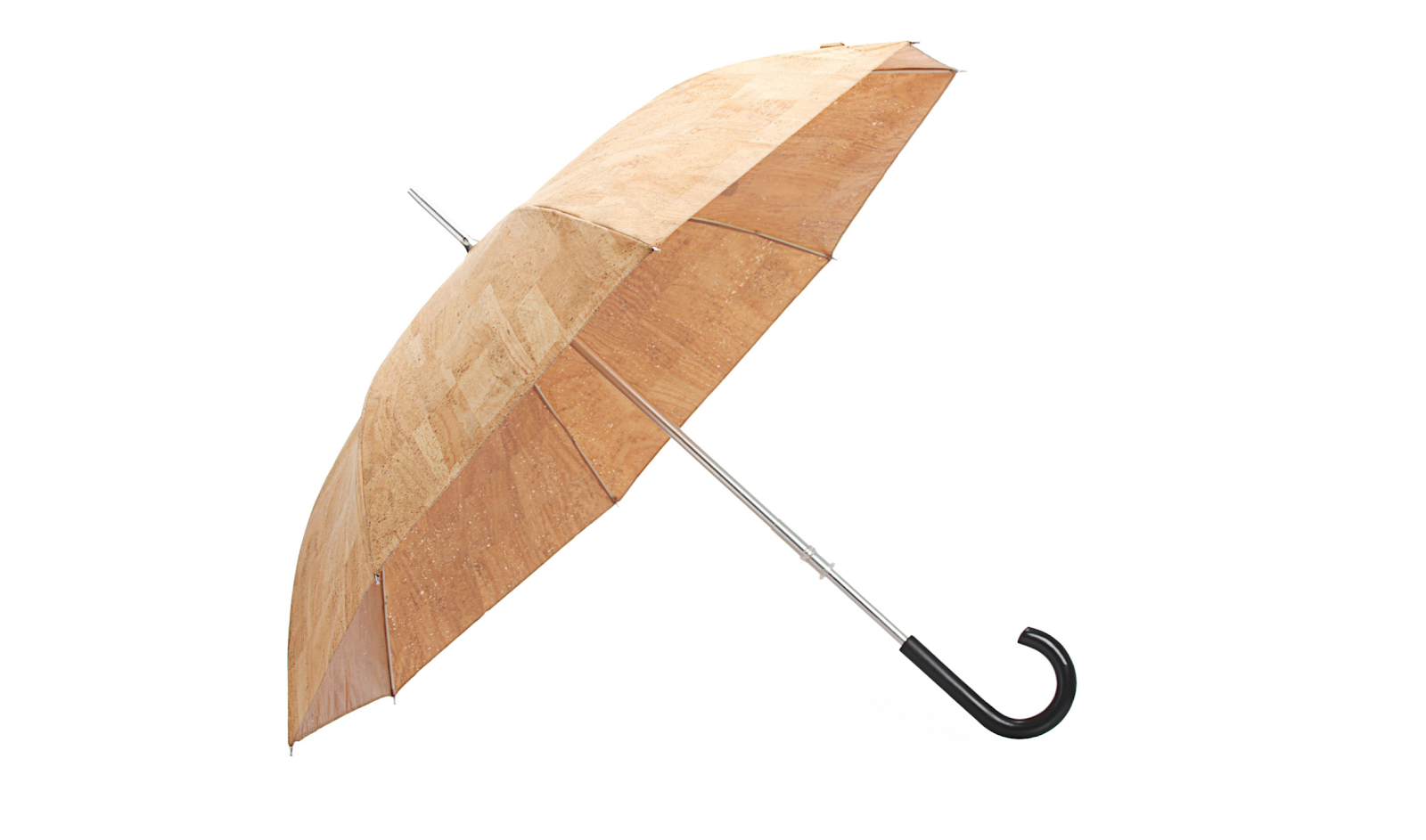 a cork umbrella from LuCapel