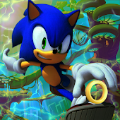 Subway Sonic Jump Run