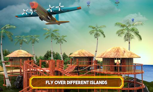 観光飛行機フライト