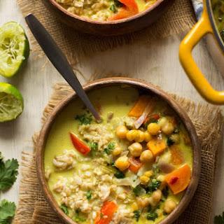 Cilantro Lime Soup Vegetarian Recipes.