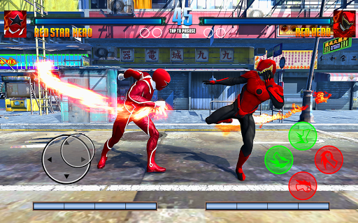 Legend Hero Super Dino Fight Ranger Ninja Warrior 10.0 screenshots 8
