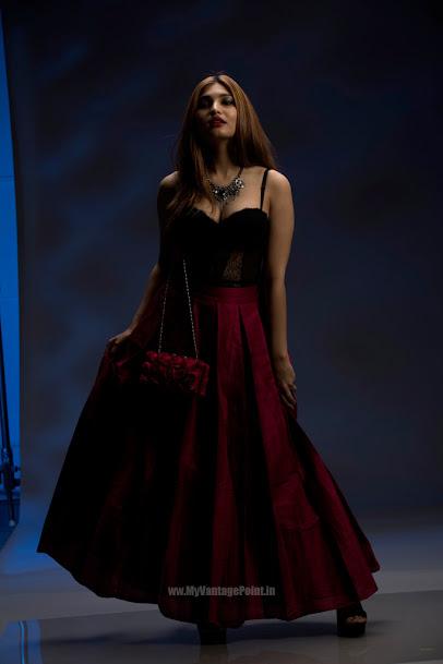 Malvika Billa Model and Fashion blogger from Mumbai