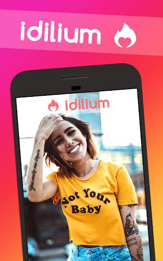 Idilium - Random Video Chat: Random People Dating v-1.28 screenshots 5