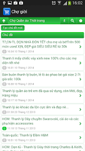 Vietnam second-hand shopping screenshot 6