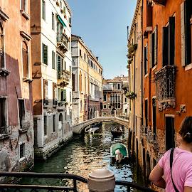 Vista Venetian by Hariharan Venkatakrishnan - City,  Street & Park  Historic Districts