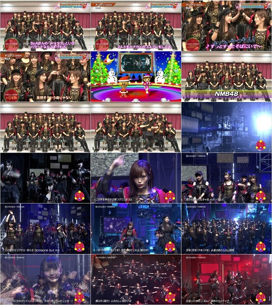 (TV-Music)(1080i) NMB48 Part – CDTV 161217