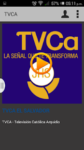 TVCA - El Salvador- screenshot thumbnail